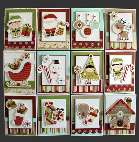 Christmas Card Kits Are Selling Fast Kimscardkits Blog